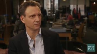 """Actor Tony Goldwyn sat down with The Huffington Post and discussed the controversial """"Scandal"""" abortion scene."""