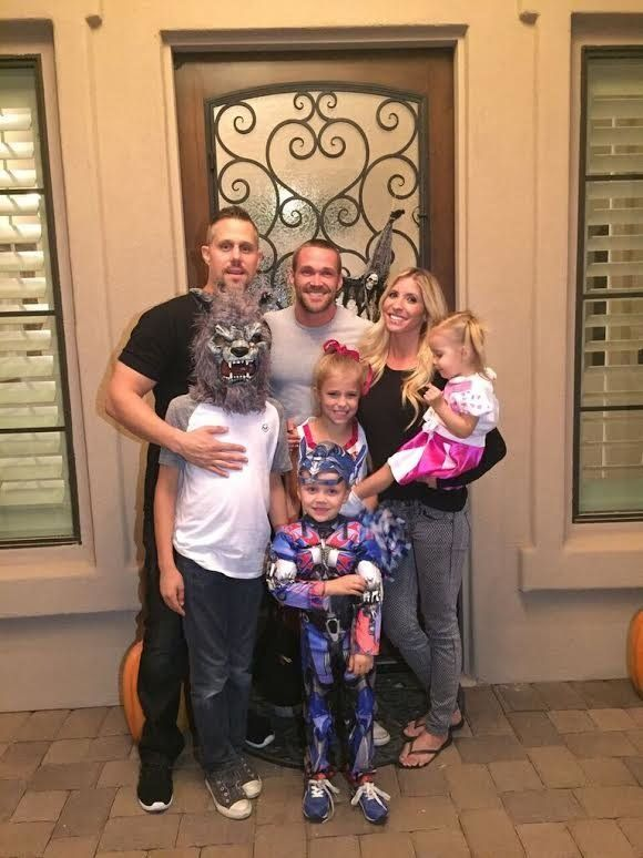 The whole family, including Heidi's ex-husband Derek.