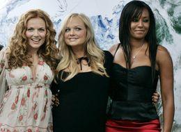 Mel B Lets Slip Spice Girls' Secret Session