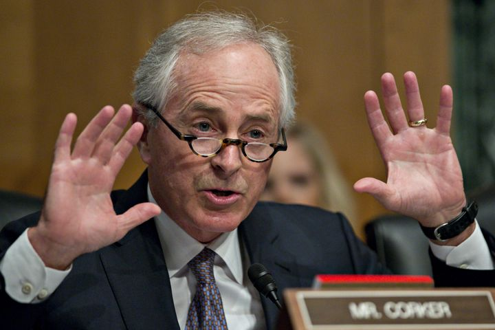 Sen. Bob Corker (R-Tenn.) was the leading Republican proponent of legislation to reform Fannie Mae and Freddie Mac that was o