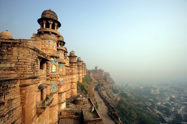 Gwalior, Madhya Pradesh, India.