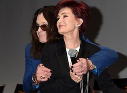 Ozzy And Sharon Look Very Cosy At Press Event