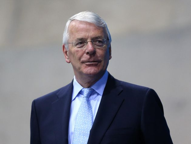 John Major Warns Brexit Tories Not To Morph Into Ukip With 'Divisive' Immigration