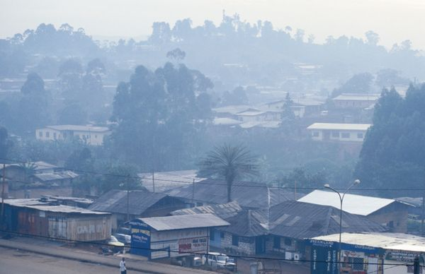 Bamenda, Nord-Ouest, Cameroon, Africa.