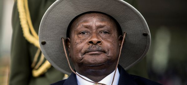 U.S. Officials Storm Out Of Uganda President's Inauguration