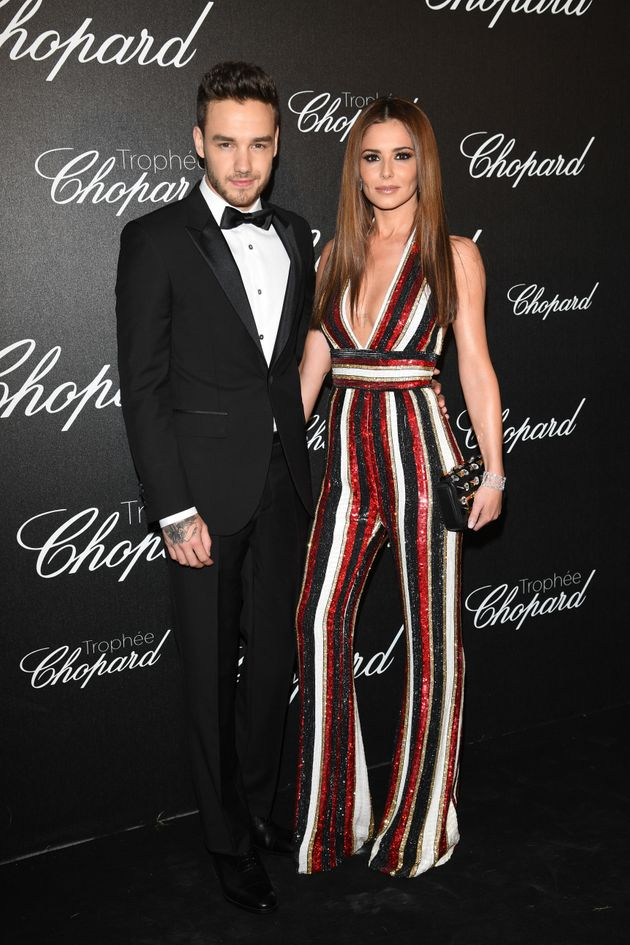 Cannes 2016: Cheryl And Liam Payne Give Us Couple