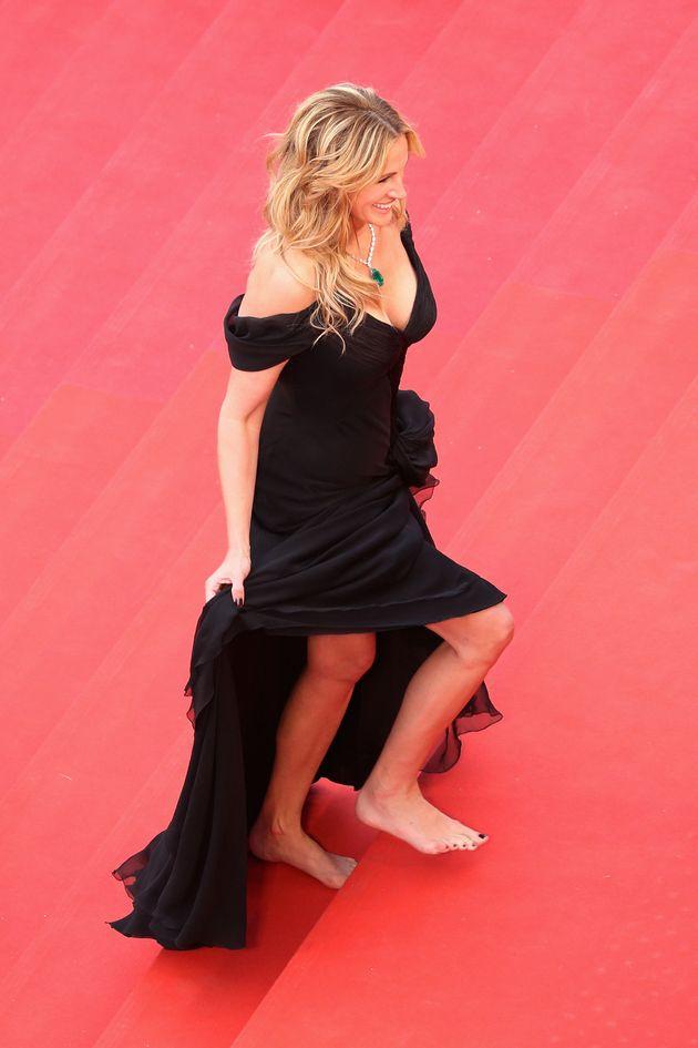 Cannes 2016: Kristen Stewart And Julia Roberts Broke A Major Dress Code