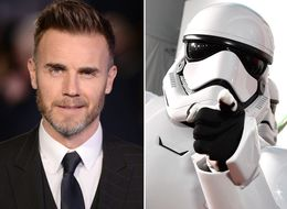 Gary Barlow To Play 'Star Wars' Stormtrooper?