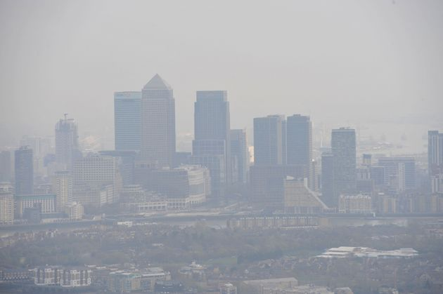 Air pollution is a growing problem in the
