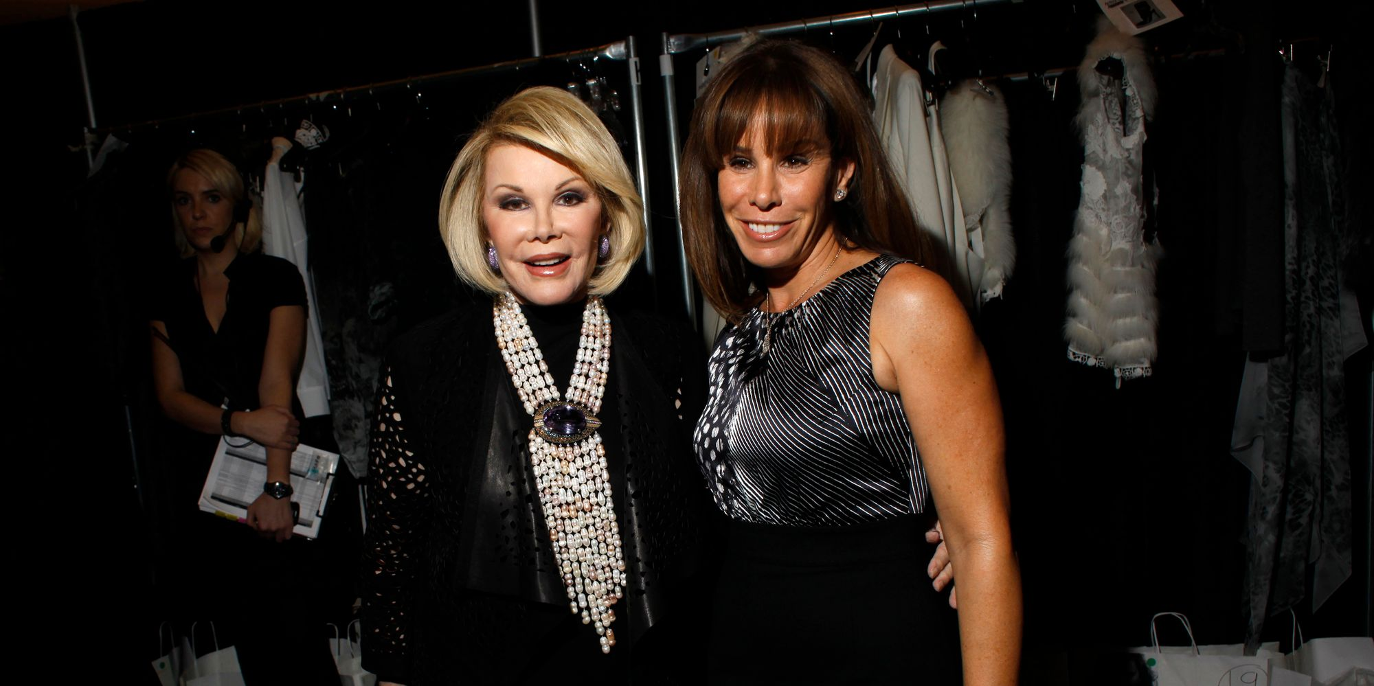 Joan Rivers' Daughter Settles Malpractice Suit Against Doctors