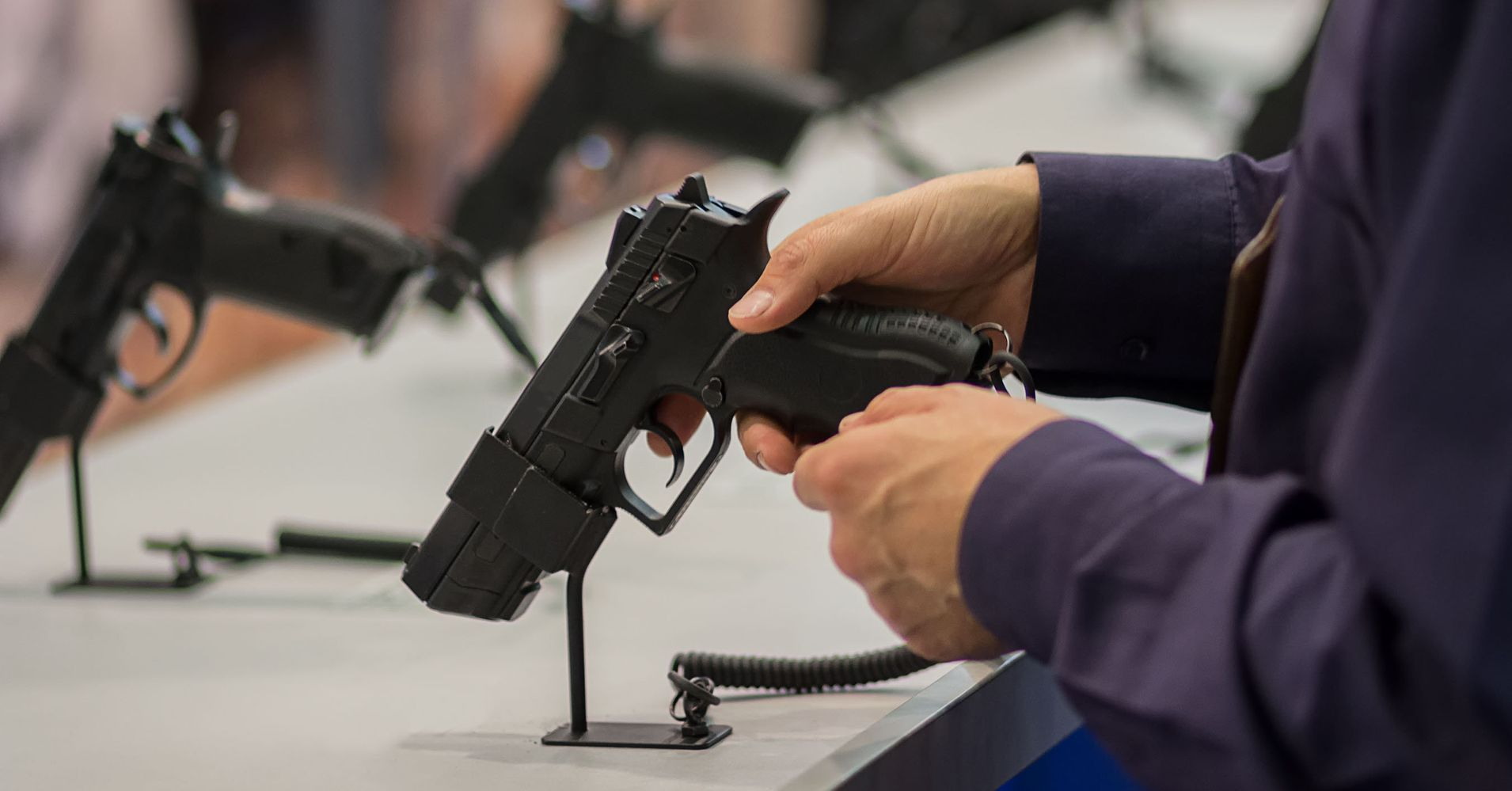 The Easiest States To Buy A Gun | HuffPost