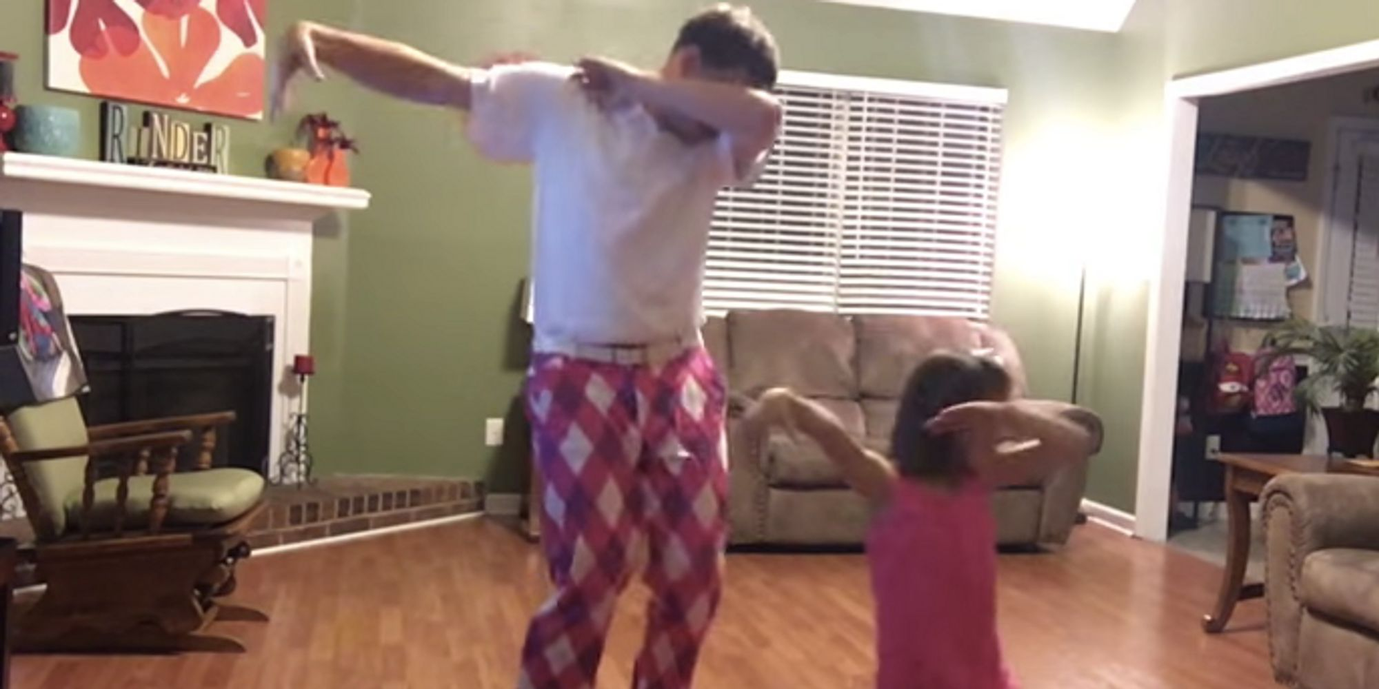 Justin Timberlake Loves This Daddy-Daughter Duo Dancing To His Song