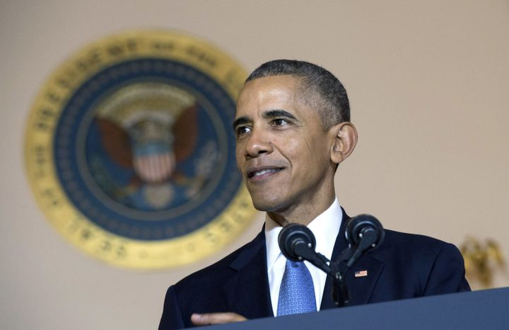 President Barack Obama on Friday expanded protections for transgender individuals in the health care system.