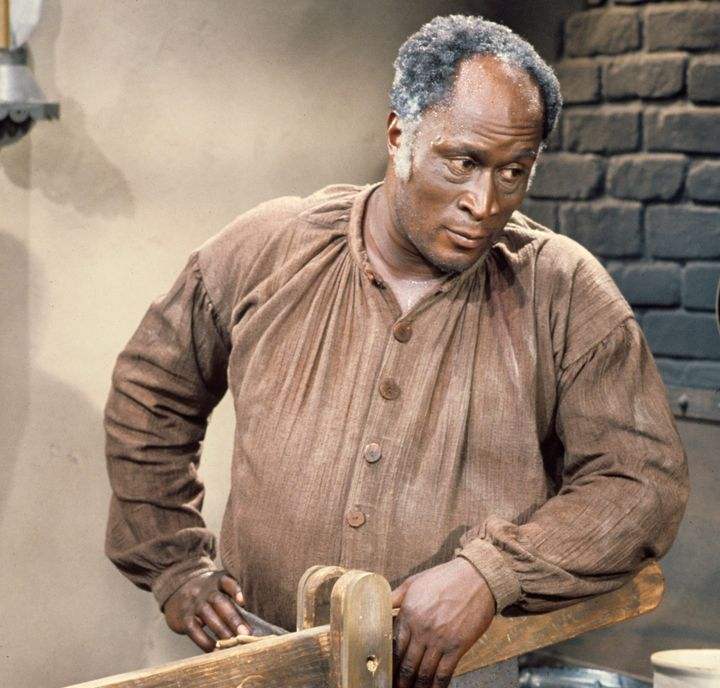 """John Amos gets candid about """"Roots"""" remake."""