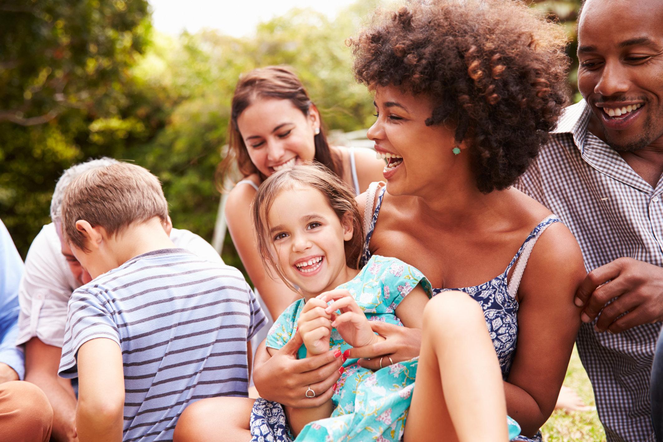 Happy parents help make children
