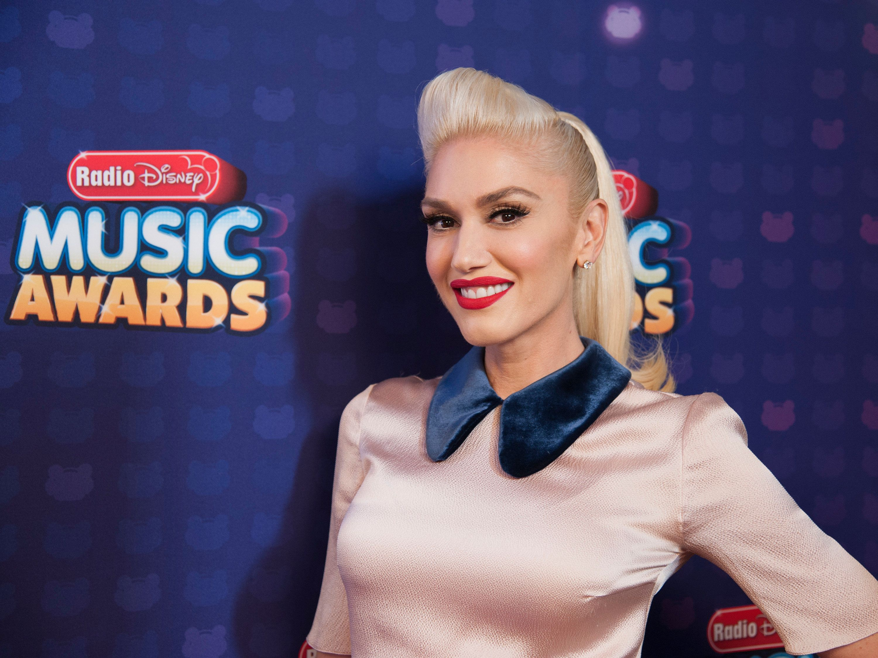 DISNEY CHANNEL PRESENTS THE RADIO DISNEY MUSIC AWARDS - Entertainment's brightest young stars turned out for the 2016 Radio Disney Music Awards (RDMA), music's biggest event for families, at Microsoft Theater in Los Angeles on Saturday, April 30. 'Disney Channel Presents the 2016 Radio Disney Music Awards' airs Sunday, May 1 (7:00 p.m. EDT). (Image Group LA /Disney Channel) GWEN STEFANI