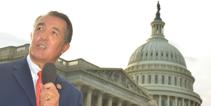 """""""The two of them of course are both wild cards,"""" Rep. Trent Franks (R-Ariz.) said of Donald Trump and Hillary Clinton's possi"""