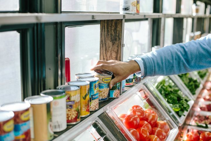 This Grocery Store On Wheels Brings Fresh Food To Low-Income