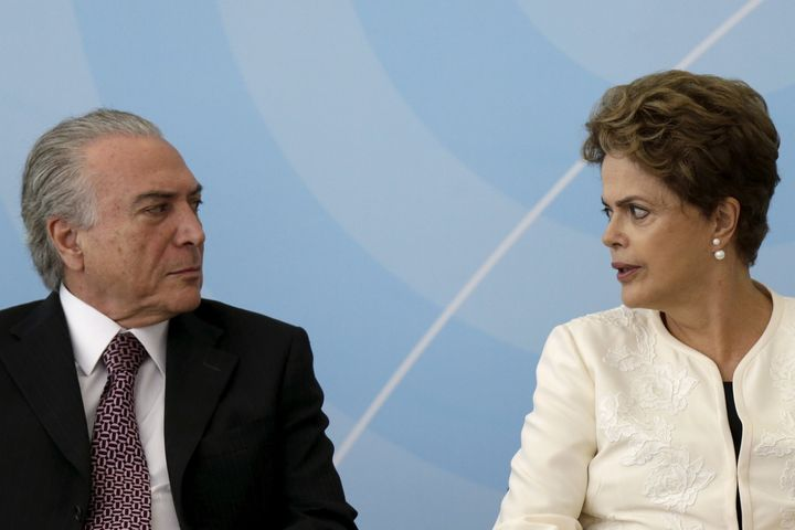 Interim President Michel Temer will work to pull Brazil out of a deep economic and political crisis as President Dilma Rousse