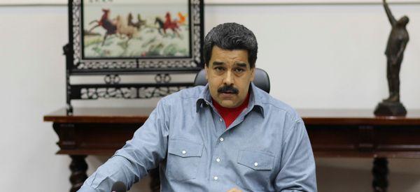 Venezuela's Maduro Declares Emergency, Cites U.S., Domestic 'Threats' To His Rule