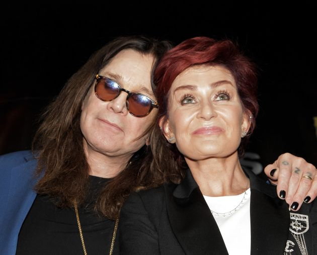 Sharon supported Ozzy at his Ozzfest launch on Thursday, but the split appears to be permanent... for
