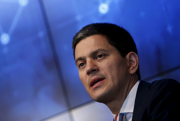 David Miliband wants to close the world's refugee