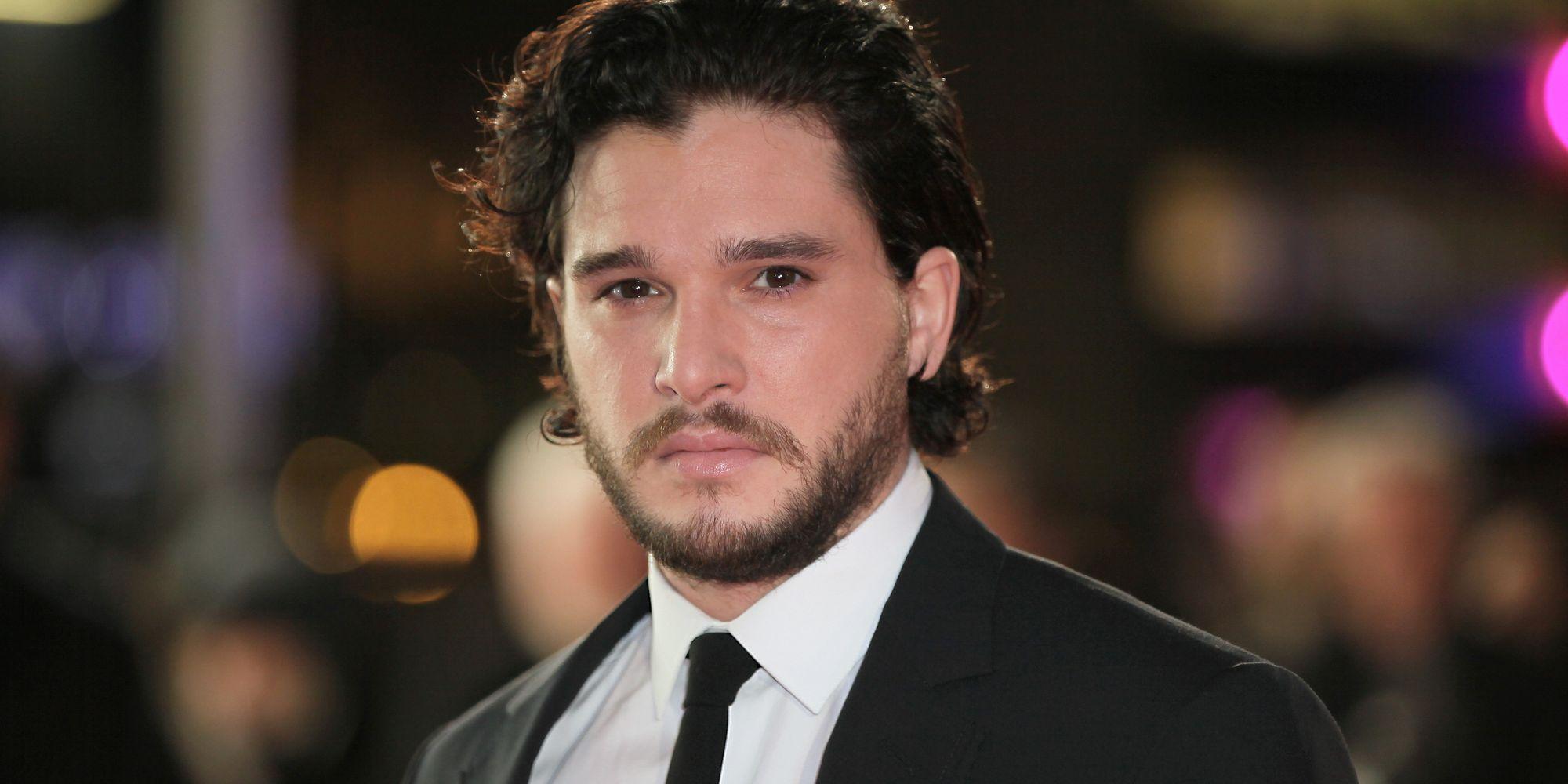 Kit Harington Told A Cop About Jon Snow's Fate To Avoid Speeding Ticket