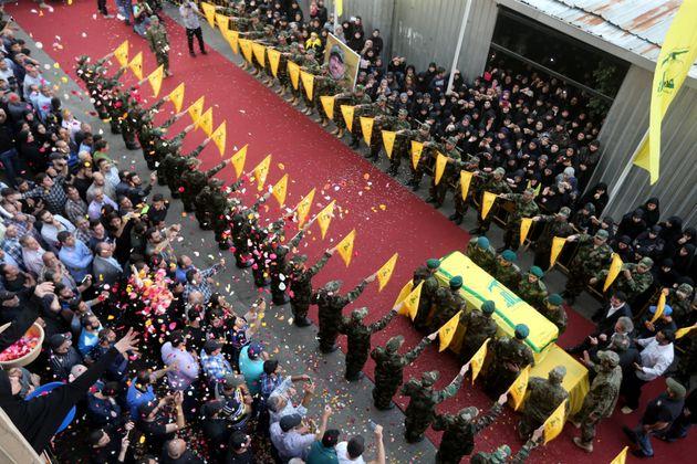 Hezbollahis fighting in Syriato supportPresident Bashar al-Assad against a range of...