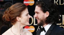 Prepare To Swoon Over Kit Harington's Real-Life 'GoT' Love