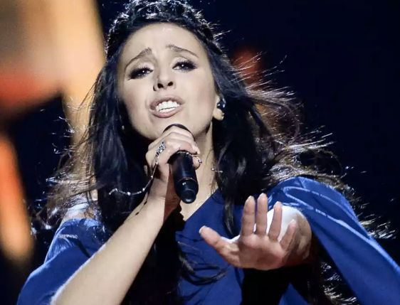 Ukraine's Jamala has triumphed with a personal and political ballad