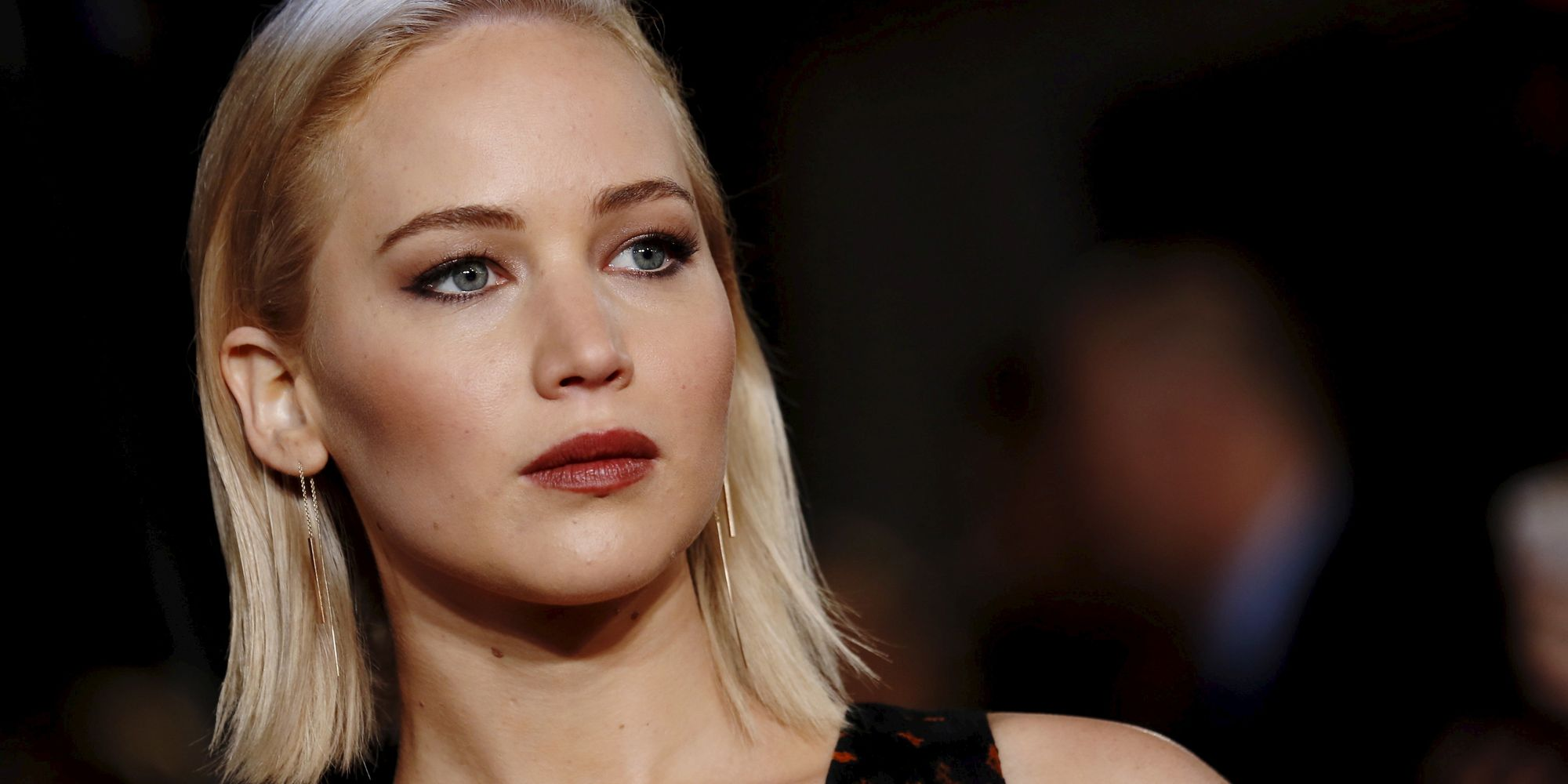 Jennifer Lawrence Has Just 2 Words To Say To Donald Trump