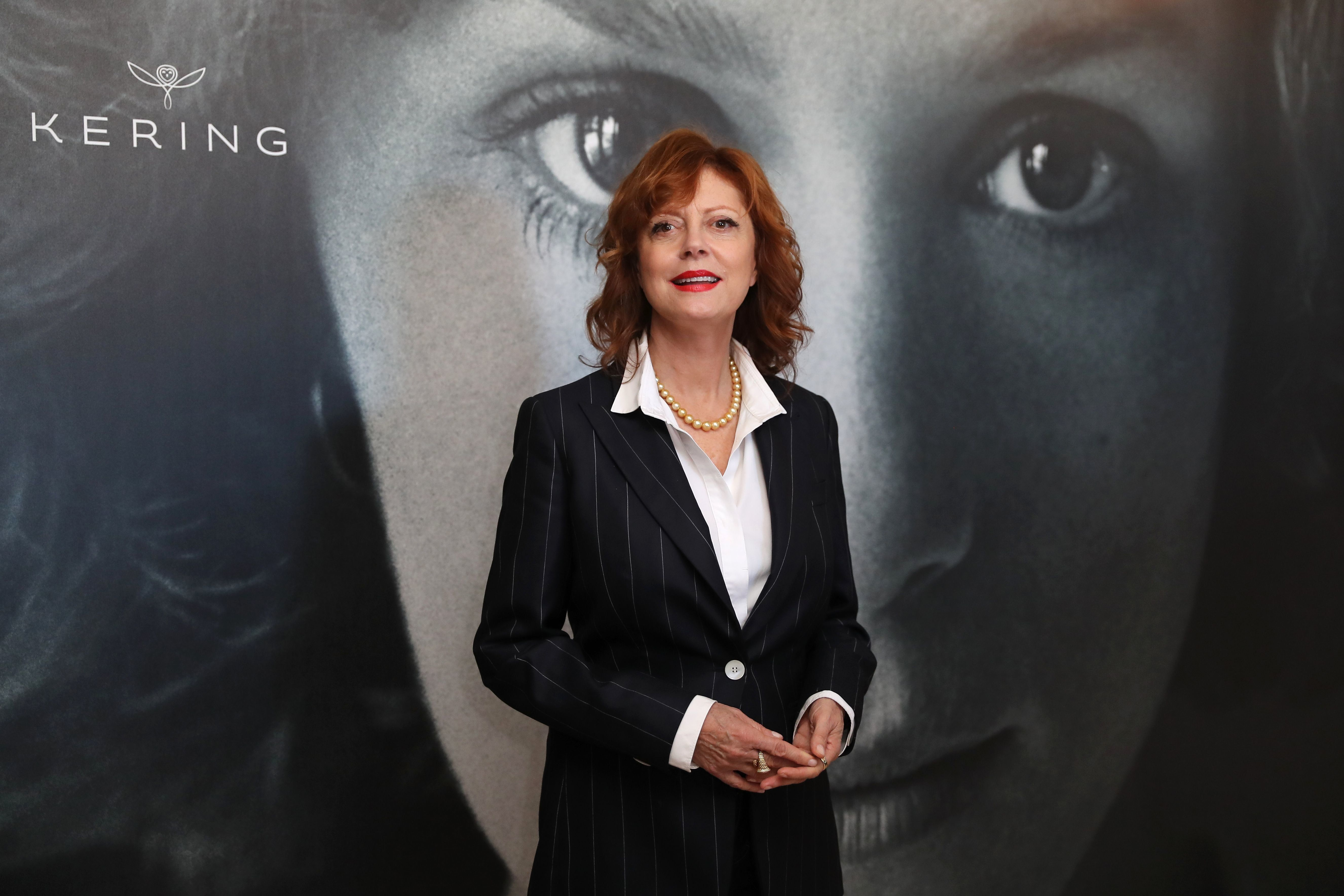 """""""I have nothing good to say about him,""""Sarandon said about Woody"""