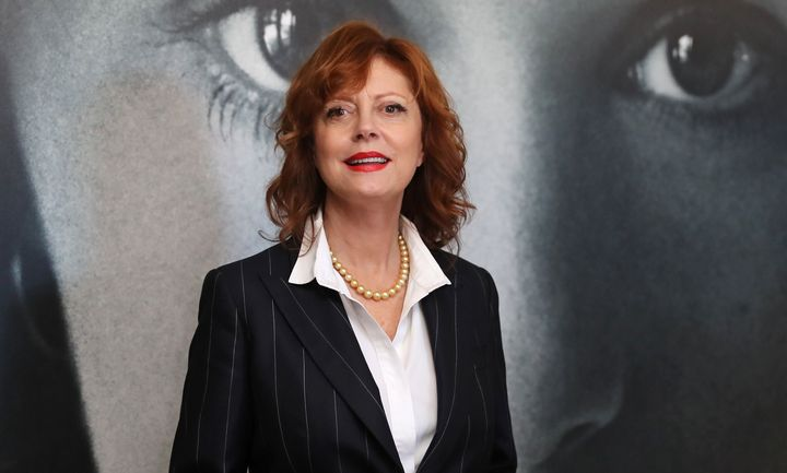 """""""I have nothing good to say about him,""""Sarandon said about Woody Allen."""
