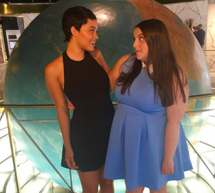 """Neighbors 2: Sorority Rising"" stars Kiersey Clemons and Beanie Feldstein."