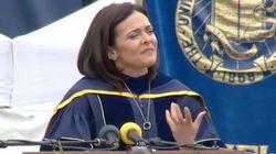 Sheryl Sandberg On 'The Depths of Sadness And The Brutality Of