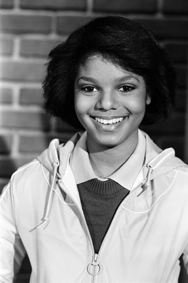 """Photographed as Charlene DuPrey on an episode of """"Diff'rent Strokes."""""""