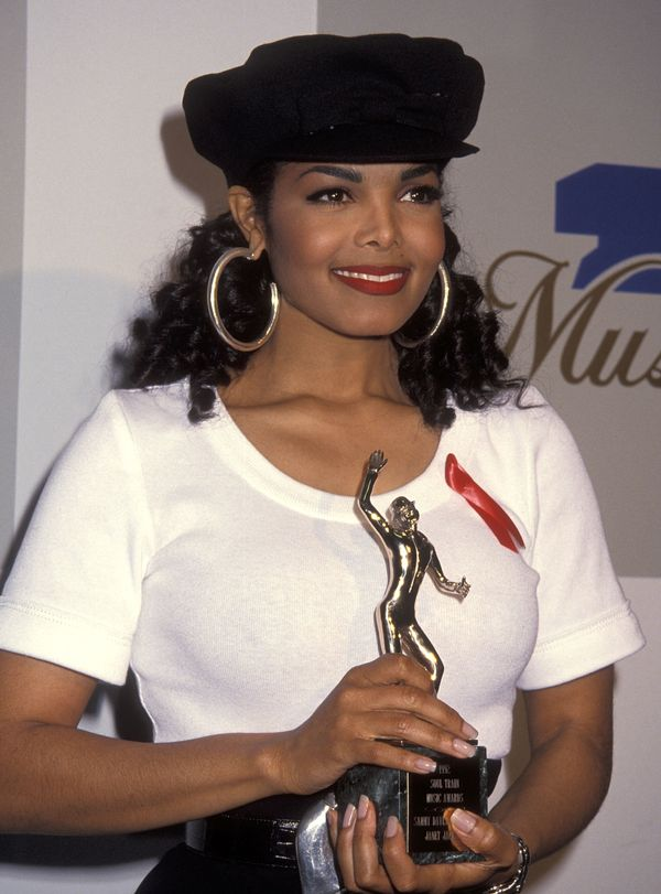 Atthe 6thannual Soul Train Music Awards in Los Angeles.