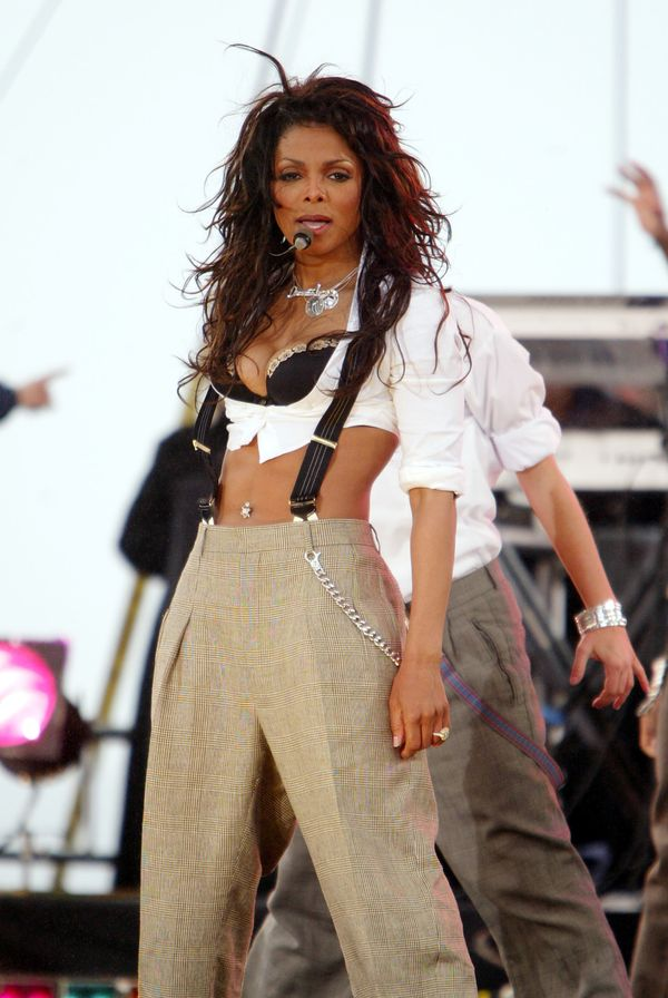 """Performing onstage during """"Good Morning America"""" in New York City."""