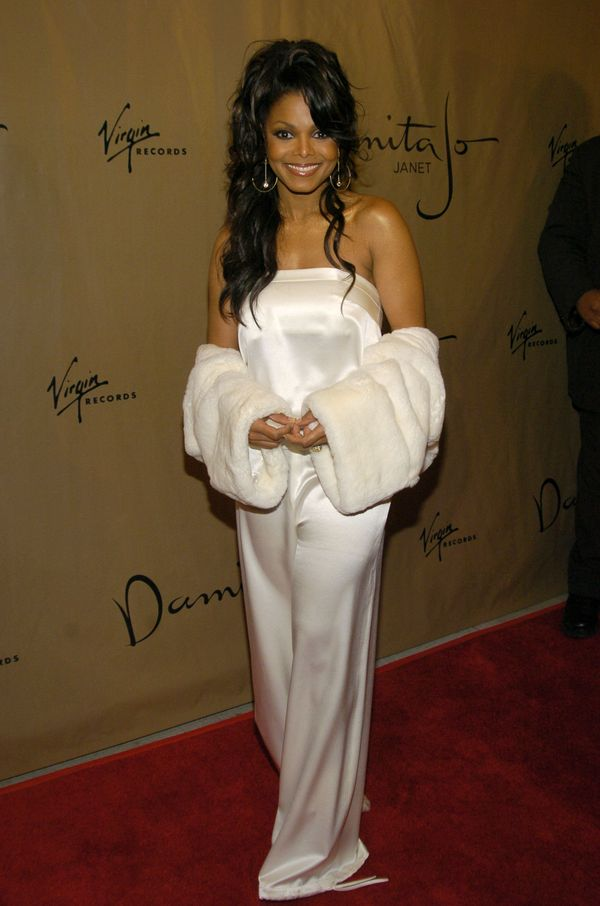 """During Virgin Records Presents """"Damita Jo"""": A Celebration with Janet Jackson in New York City."""