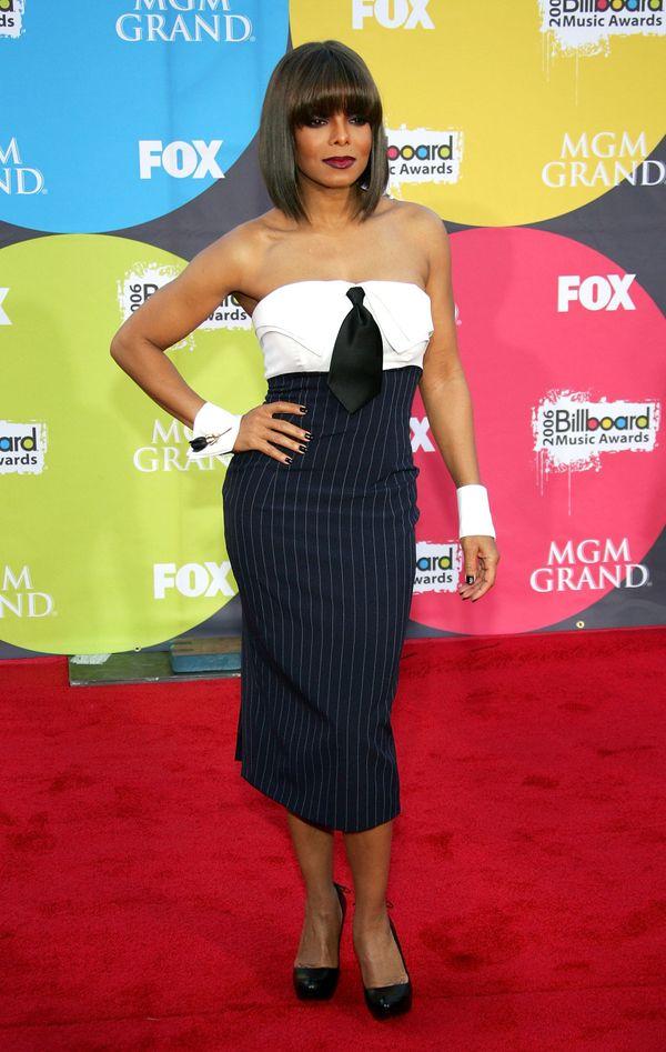 At the Billboard Music Awards in Las Vegas.