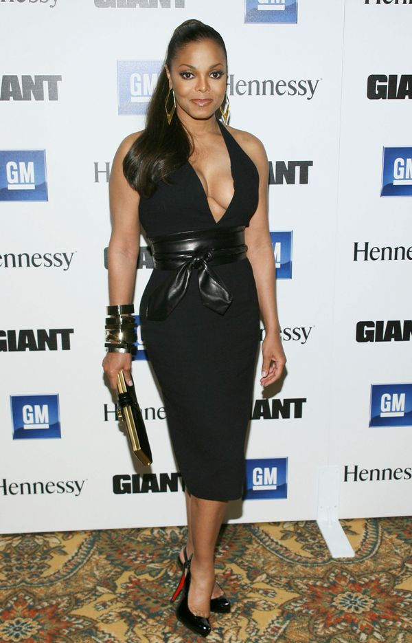 At the Oscar nominee party honoring actress Jennifer Hudson in Beverly Hills California.