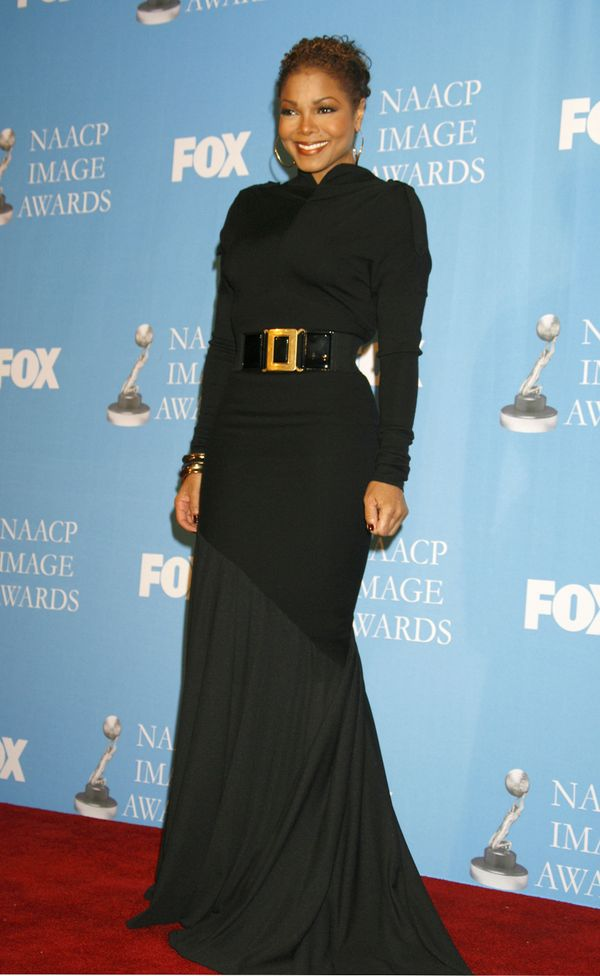"""Posingafter winning the Outstanding Supporting Actress in a Motion Picture award for Tyler Perry's """"Why Did I Get Marri"""