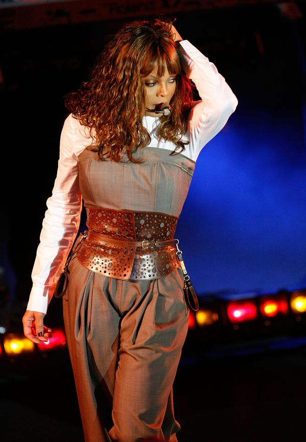"""Performing on ABC's """"Good Morning America"""" in New York City."""