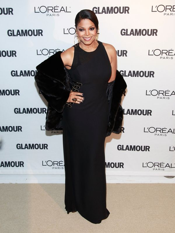 Atthe 20th annual Women of the Year awards hosted by Glamour Magazine in New York City.