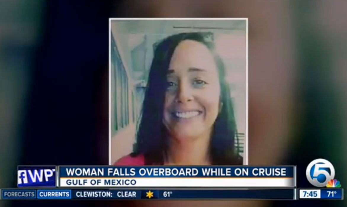 Samantha Broberg missing from cruise ship