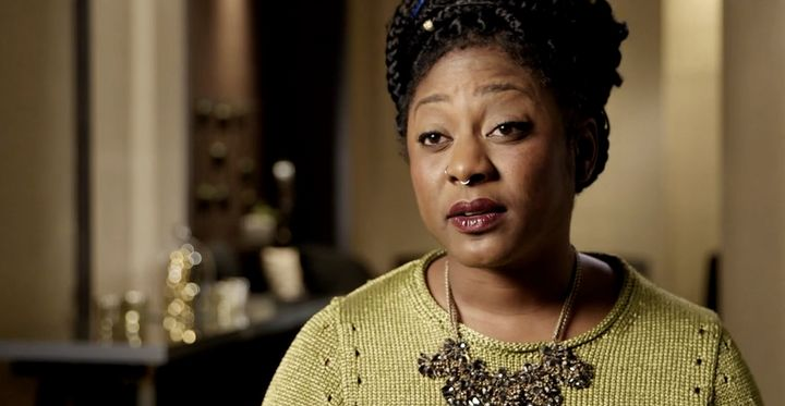 Alicia Garza co-founded the Black Lives Matter movement and will be featured in the upcoming film.