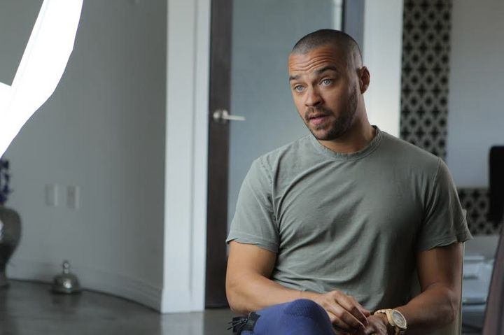 Jesse Williams speaks openly about the power of the Black Lives Matter movement.