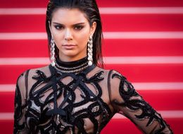 Kendall Jenner Rocks The Nearly-Naked Dress Trend At Cannes