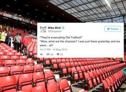 Old Trafford Dummy Bomb 'Fiasco' Ruthlessly Mocked