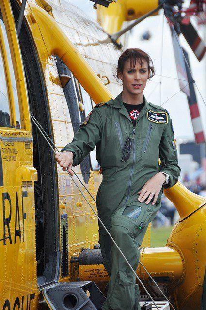 Flight Lt Ayla Holdom works with the RAF's Freedom Network on transgender